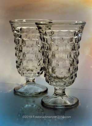 Fostoria | American | Pair of Footed Tumblers