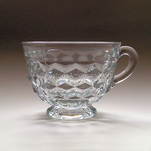 Fostoria American 7 oz. Footed Cup