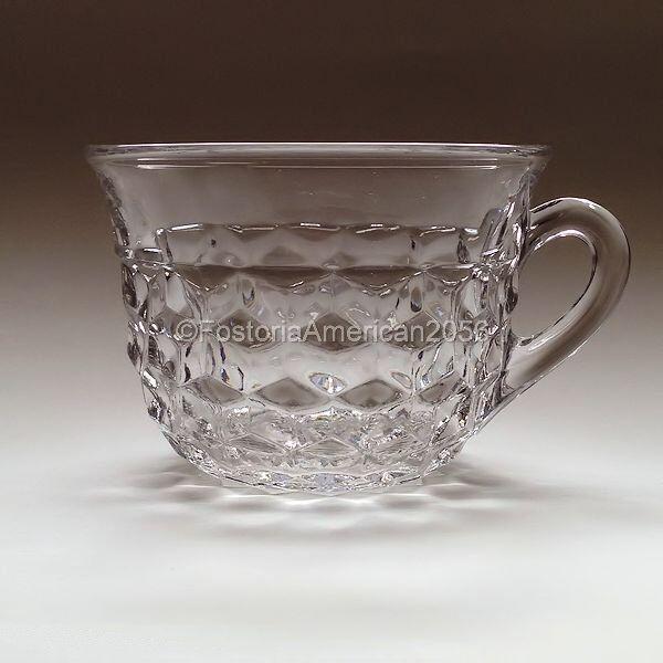 Fostoria American Punch | Custard Cup, Flared