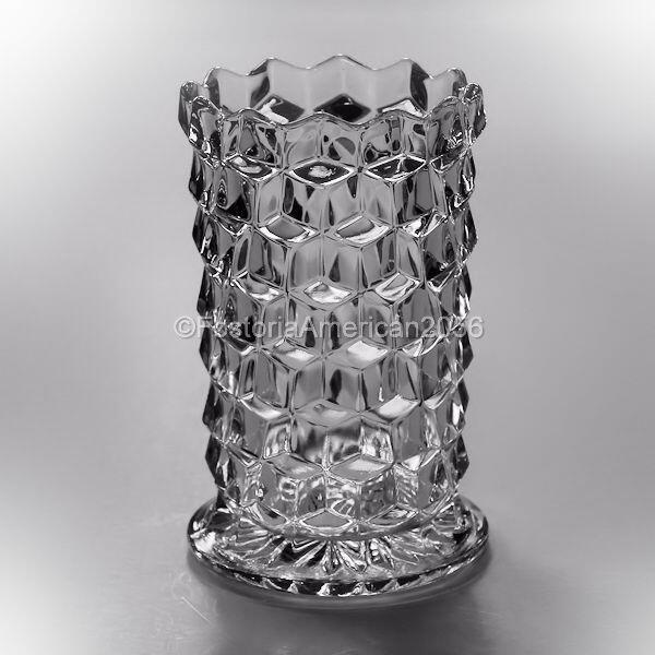 Vases Fostoria American Glassware Line 2056