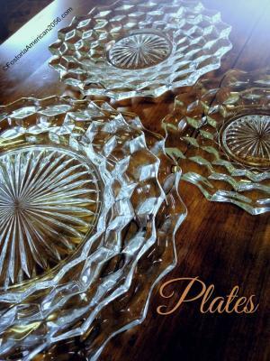 Fostoria | American | Plates