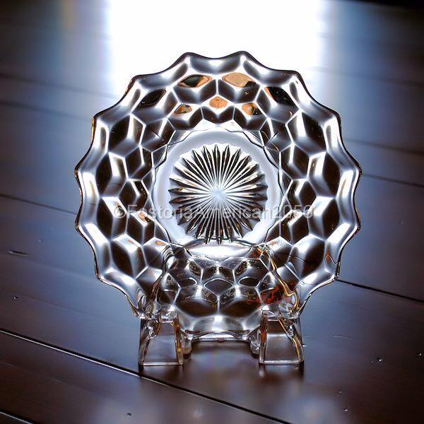 Fostoria | American | Ice Tea Plate