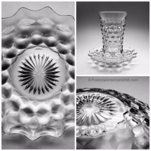 Fostoria | American | Ice Tea Plate with Flared Ice Tea