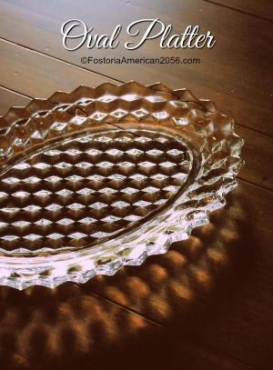 Fostoria | American | Oval Platter