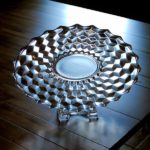 Fostoria | American | Oval Torte Plate