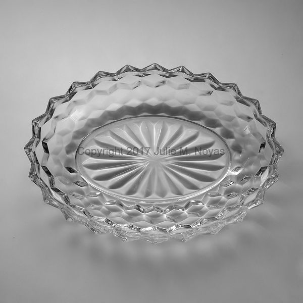 Vintage Dishes | American Whitehall Oval Bowl
