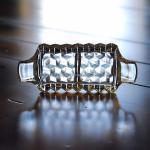 Fostoria | American | Individual Shaker Tray