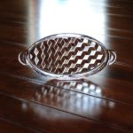 Fostoria | American | Handled Oval Pin Tray - 6""