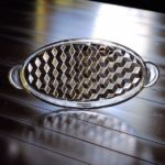 Fostoria | American | Oval Comb and Brush Tray