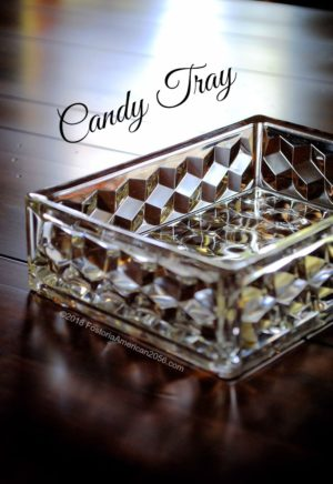Fostoria | American | Candy Tray