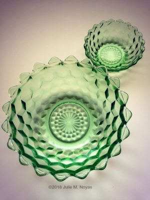 Vintage Dishes | Jeannette Glass