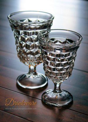 Fostoria | American | Drinkware