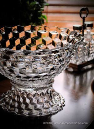 Fostoria | American | Punch Bowl with Low Foot