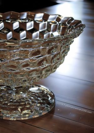 Fostoria | American | Small Punch Bowl