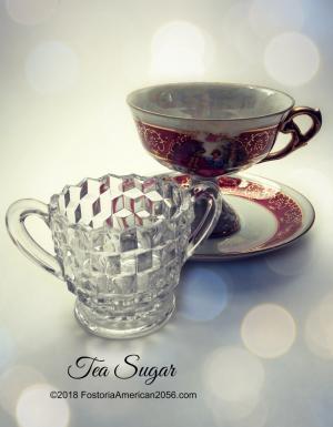 Fostoria | American | Tea Sugar