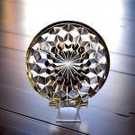 Fostoria | American | Coaster - 16 Rays