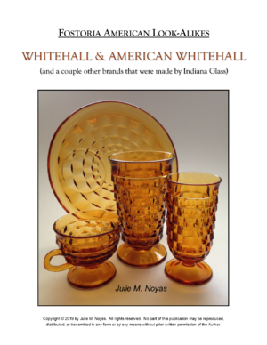 Whitehall & American Whitehall Report