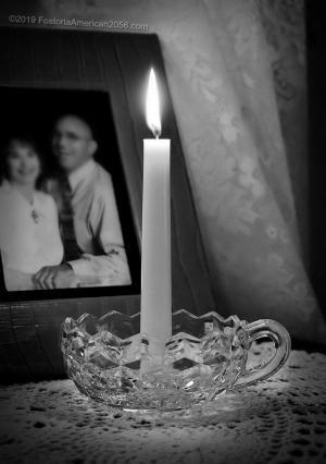 Fostoria | American | Chamber Candleholder