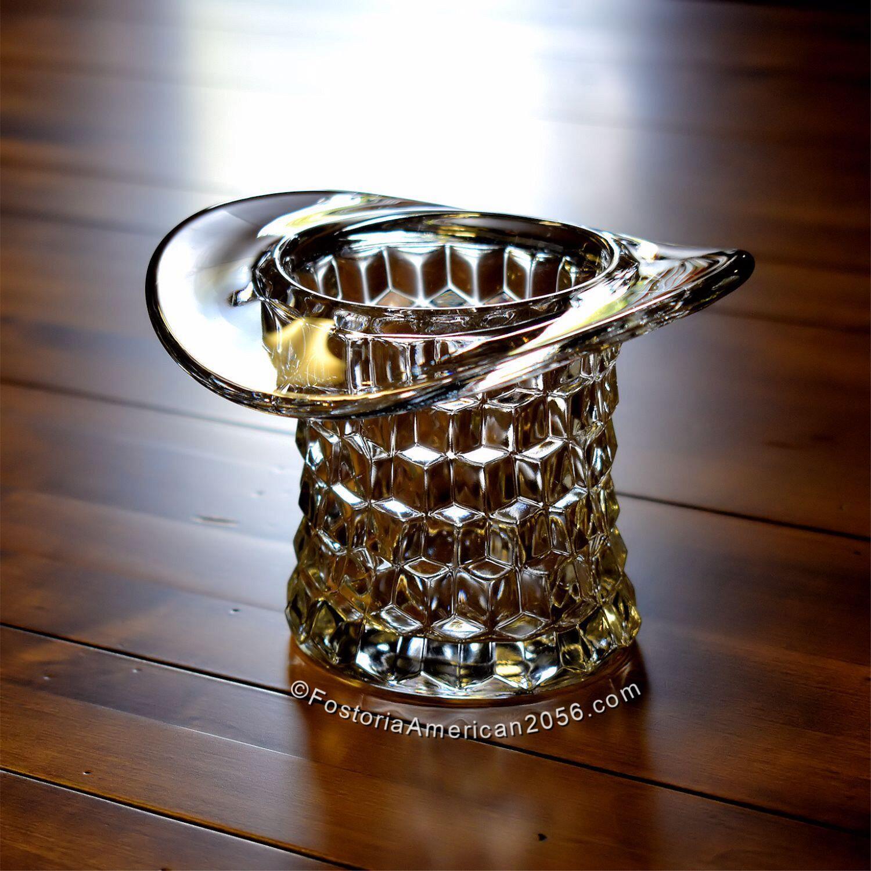 Fostoria American Topper Vase