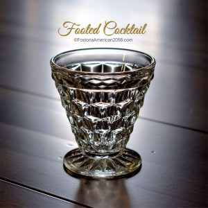 Fostoria American Footed Cocktail