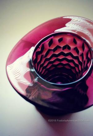 Topper Vase - Plum