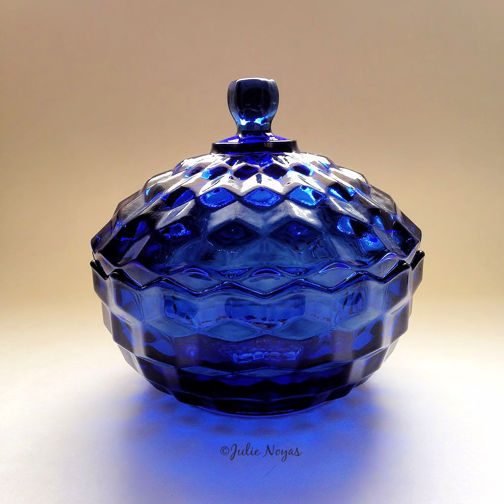 American Whitehall Candy/Cover - Cobalt