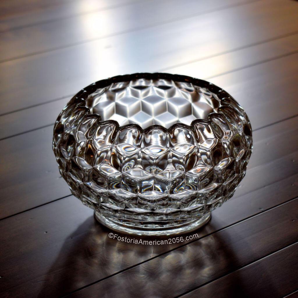 Fostoria American Cupped Bowl